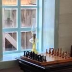 レーニンのチェス